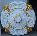 2014 hot PU ceiling medallion/Home&Interior decoration/building material