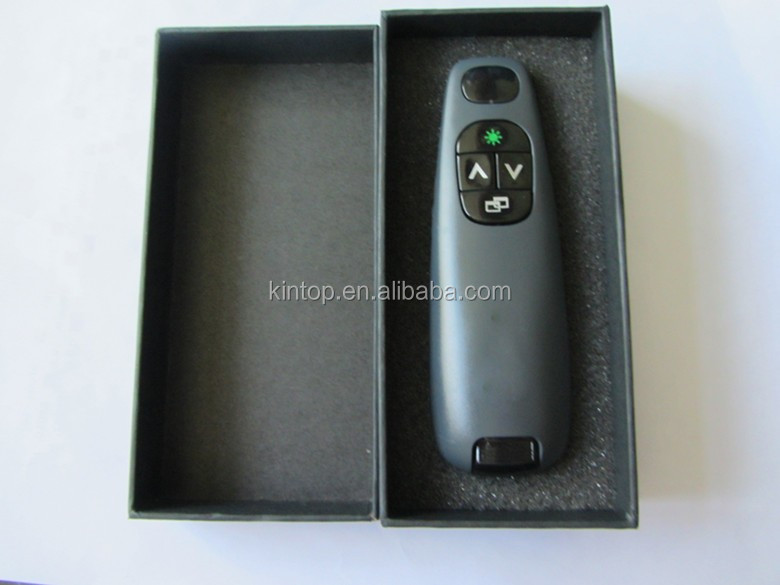 Wholesale high quality wireless presenter with laser pointer for teaching speeching