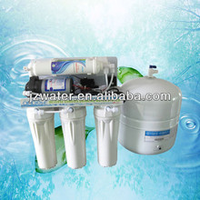 residential reverse osmosis system with RO membrane reliable nano filter water purifier