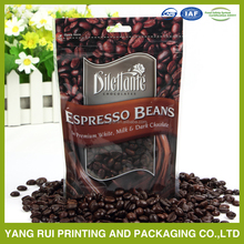 Custom printed Heat seal Ground Coffee bag ,foil bag for packing coffee