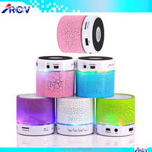 Professional China LED color light changing bluetooth speaker wholesale