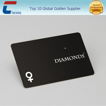 with high quality Pvc Abs Plastic Contact Chip Smart Card With Magnetic Strip