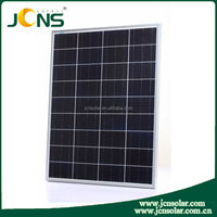 Stock China Manufacture Tempered Glass PV Solar Panel Price India for Home Use