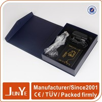 hand made clamshell flip electronic products pack box