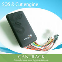 Real time Google gps tracking gt06 accurate gps tracker for car