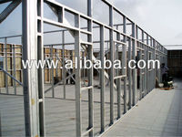 LIGHT GAUGE STEEL FRAMING CONSTRUCTION