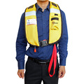 2015 new design inflatable life jacket