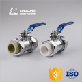 The high quality good reputation ppr double union ball valve