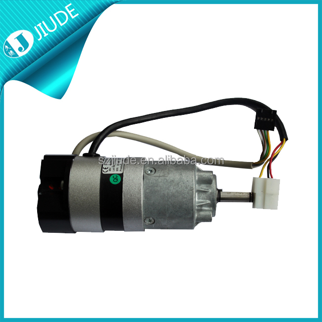 Selcom Telescopic car door motor