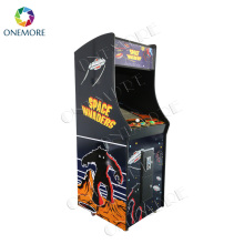 cheap metal Space invader cabinet mario arcade games machines with Raspberry pi3