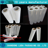 23 micron pallet stretch film lldpe industrial plastic wrap