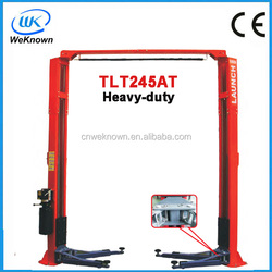 Launch car lifts TLT245AT, lift car, used 2 post car lift for sale