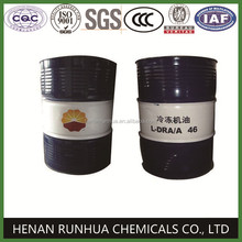 Wholesale barrel packed refined lubricant oil refrigerating compressor oil