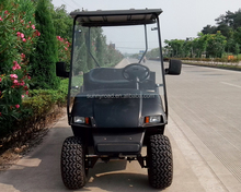 Factory customize 2 seater heavy duty Electric Off Road Utility Cargo Golf Cart/car/vehicle