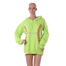 Wholesale Mongrammed Adult Inspired Softball Sports Pullover