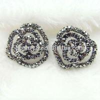 flower earring jewelry