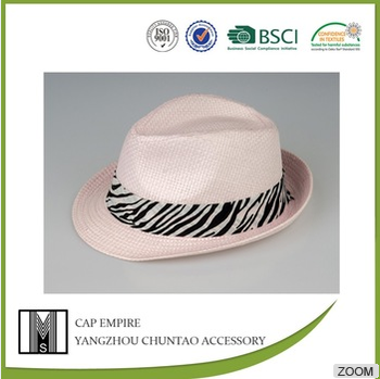 BSCI Avon Audit cheap cowboy fashion paper straw hat