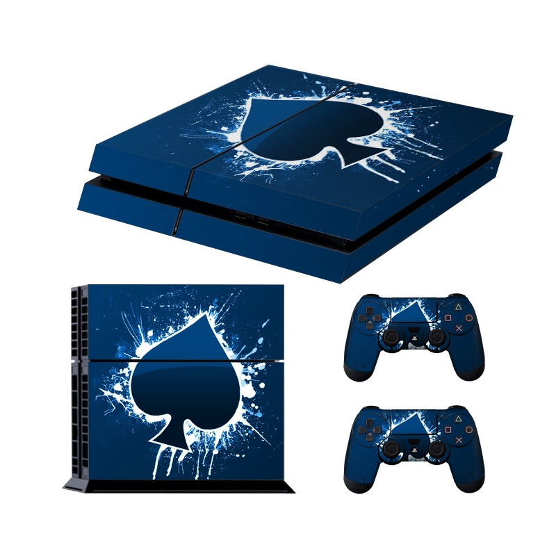 Manufacture sticker skin for ps4 controller