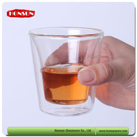 Brazil largest purchase products 35ml promotional shot glass