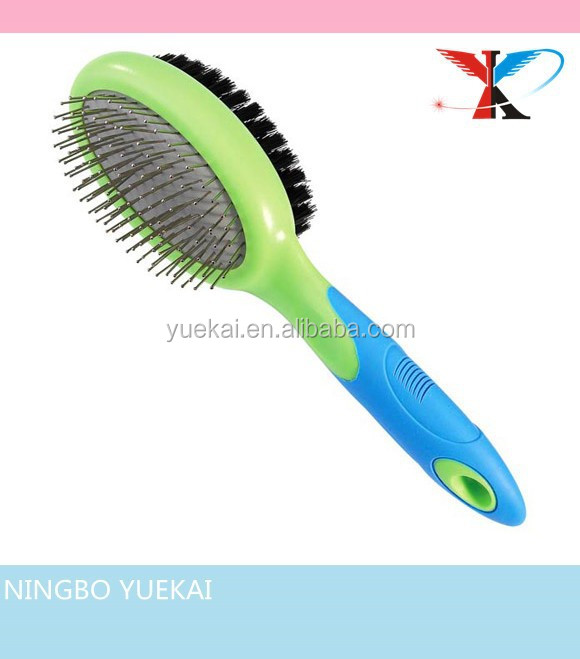 Combo Bristle/Pin Dog and Cat Brush Dog or Cat Brush