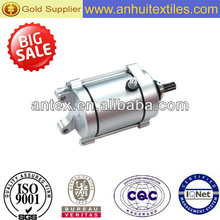 High quality hot sale starter motor for CG125 /motorcycle spare parts/motorcycle starting motor