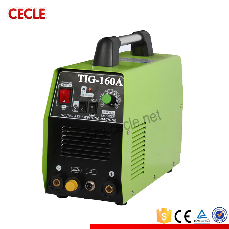 Energy saving aluminium tig welding machine