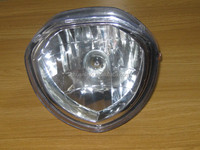 motorcycle auto parts led headlights replacement