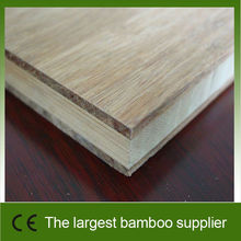 high quality natural bamboo furniture board and panel