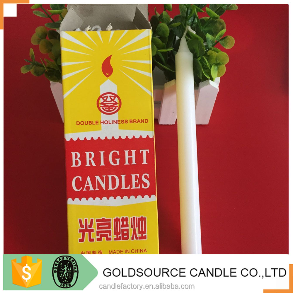 China supplier clear transparent candle material paraffin wax