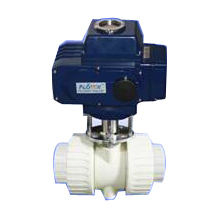 Flowx Best Quality The handle two PVC valve main products are: electric butterfly valve, pneumatic butterfly valve