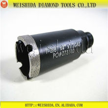 best drilling speed stone diamond core drill set