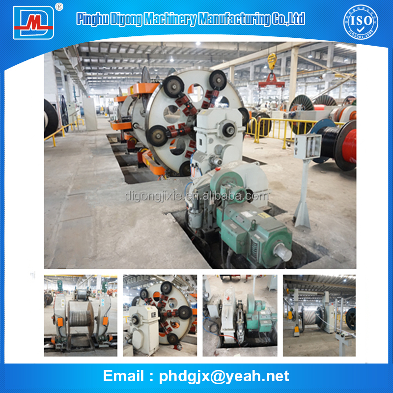 axis drive or motor control machine cable making equipment for sale