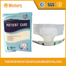 OEM Disposible japanese film adult diaper for elderly