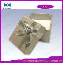 Promotional Foldable satin ribbon bow Manufacturers