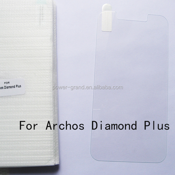 Premium 0.3mm 9H 2.5D Tempered Glass screen protector film for Archos Diamond Plus
