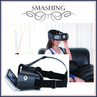 corporate gifts 3d virtual reality glass suit phone up to 5.7""