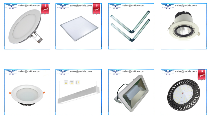 Hot selling machine grade led light panel warm whtie