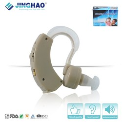 Alibaba good quality products CE FDA ISO Approved amplifier bte hearing aid