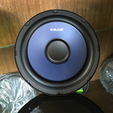 Car audioShallow basket easy install 6.5 inch 2 way car component speaker