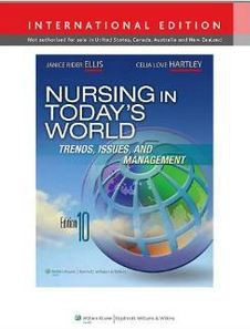 NURSING IN TODAY'S WORLD 10ED: TRENDS, ISSUES & MANAGEMENT (PB)