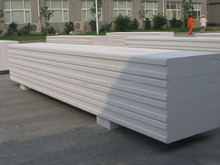 China ISO 9001 factory concrete aac panel for steel structure