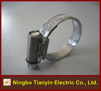 Norma Torro german style high pressure hose clamp