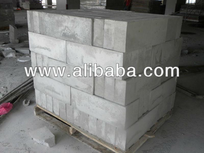 Cellular Lightweight Concrete Blocks : Máquina de fazer blocos concreto celular leve