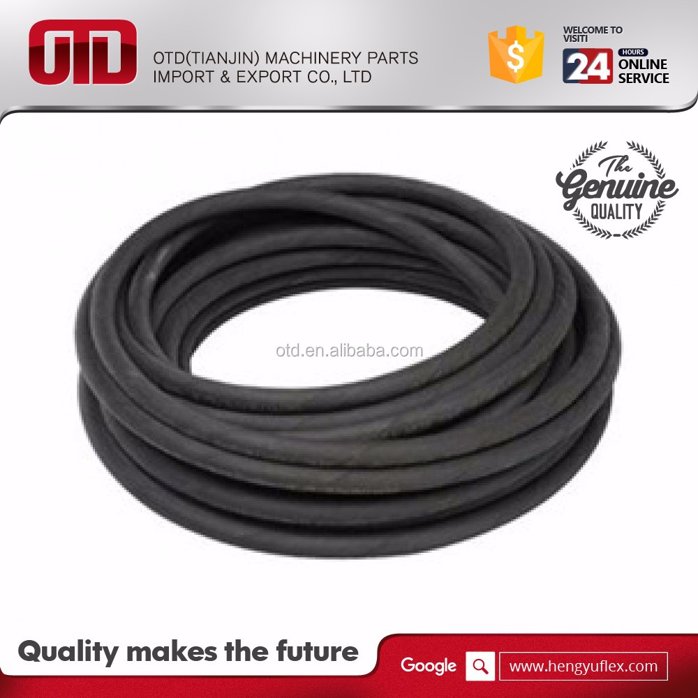 Rubber Hydraulic Hose DIN EN 856 4SP Chinese wire braided hydraulic hose Factory
