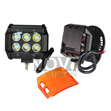 Auto Parts 4X4 Accessories Spot & Flood Commercial Electric Led Work Light