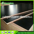 Supply 18mmx1250x2500 high grade hardwood/poplar brown film faced plywood/waterproof construction plywood