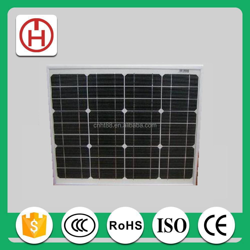 professional manufacture made 25w solar panel