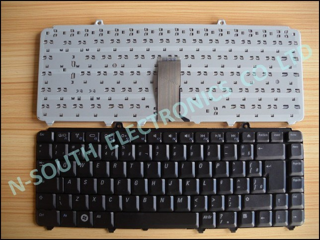 Brand new for dell 1545 brazilian layout laptop keyboard