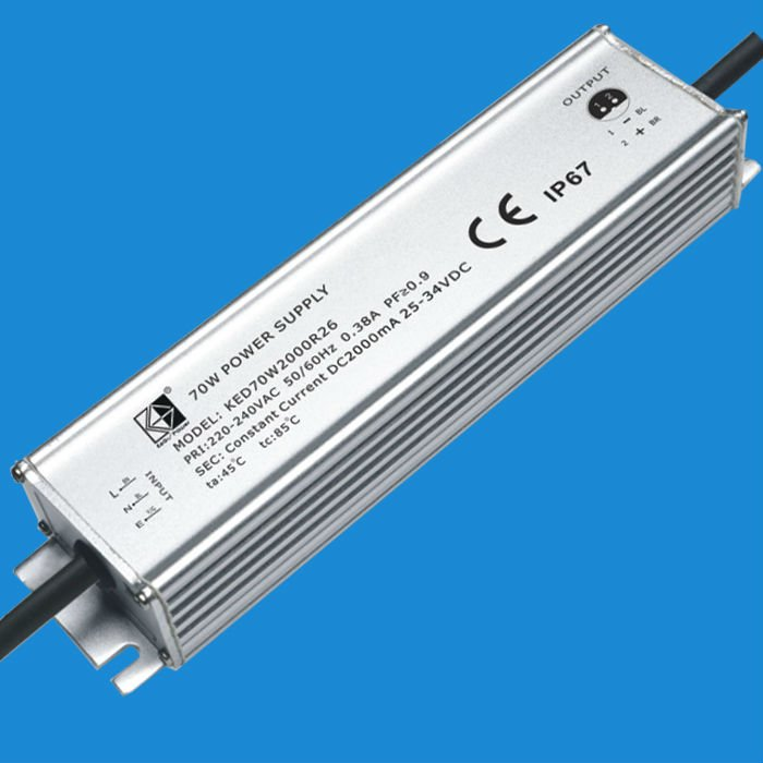 DC Power Supply LED Waterproof IP67