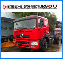 2016 hot sale Dongfeng 4x2 tractor truck supplier in China